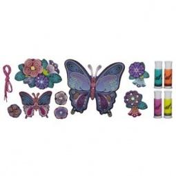 фото Набор для творчества Hasbro Настенные украшения «Бабочки»