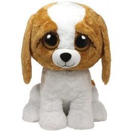 фото Мягкая игрушка TY Собака COOKIE. Высота: 40 см