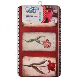 Купить Коврик напольный White Fox WHMC24-226 Country Comfort