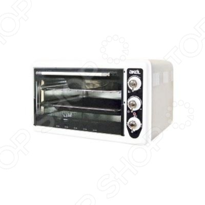 Мини-печь Akel AF-730Настольные мини-печи<br>Мини-печь Akel AF-730 отдельная духовка, послужит полезным дополнением на кухне. В ней можно приготовить птицу, рыбу, пирог и многое другое. Дверца эффективно сохраняет тепло внутри, обеспечивая экономию энергии. Печь имеет механический тип управления, которое осуществляется с помощью поворотных переключателей на удобно расположенном блоке. Таймер поможет запланировать время приготовления блюда. Благодаря прозрачной дверце можно контролировать весь процесс готовки.<br>
