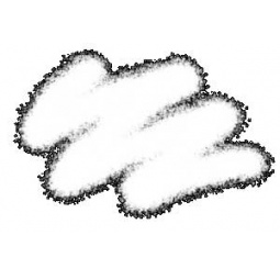 """фото Краска акриловая """"Звезда"""". Модель: АКР-17. Цвет: белый"""