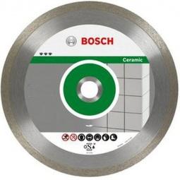 Купить Диск отрезной алмазный для резки плитки Bosch Best for Ceramic 2608602639