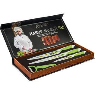 Купить Набор ножей подарочный Marmiton 17032