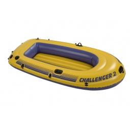 Купить Лодка надувная Intex «Челленджер-2» 68366