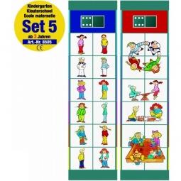 фото Игра обучающая Magnetspiele «Флокардс. Детский сад от 3 лет»
