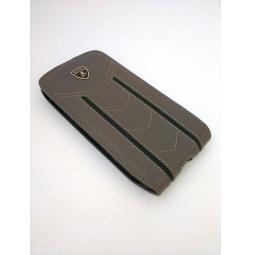 фото Чехол Lambordghini Flip Case Gallardo D2 для Samsung S3 I9300. Цвет: серый