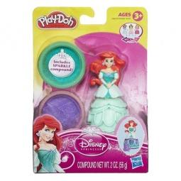 фото Набор: кукла-манекен и пластилин Hasbro A9057 Play Doh «Дисней. Наряд для Ариель»