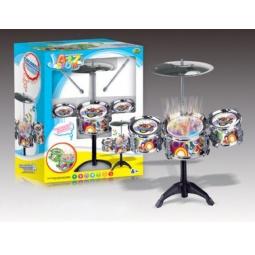 фото Барабанная установка игрушечная Shantou Gepai 586-208