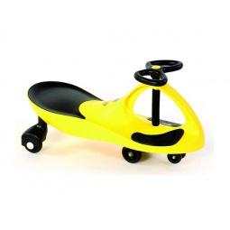 фото Машина детская Bradex Bibicar. Цвет: желтый. Материал колес: пластик