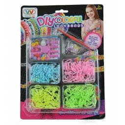 Купить Набор резиночек для плетения Shantou Gepai 942360