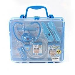 фото Игровой набор со светозвуковыми эффектами Shantou Gepai «Набор доктора в чемоданчике» 628563