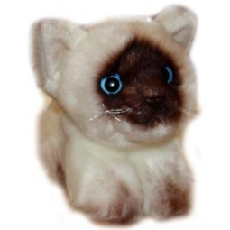 фото Мягкая игрушка Зверюшки «Кошка Сима»