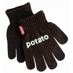 фото Перчатки для чистки овощей Fabrikators детские. Цвет: оранжевый