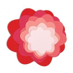 фото Набор форм-трафаретов для вырубки Sizzix Framelits Die Цветочки