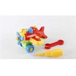 Купить Конструктор для ребенка Shantou Gepai «Самолет» 1688-15A