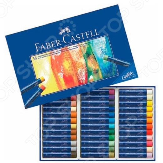 Пастель масляная Faber-Castell Studio Quality 127036 набор д творчества pebeo акрил краски studio acrylics 30туб 20мл 833431