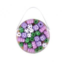 фото Набор для создания украшений Bead Bazaar «Фиолетовый клоун»