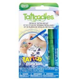 фото Татуировки временные для мальчиков Savvi 1009591_002 с гелевой ручкой