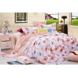 фото Комплект постельного белья Amore Mio Svetochnoe oblako. Provence. 1,5-спальный