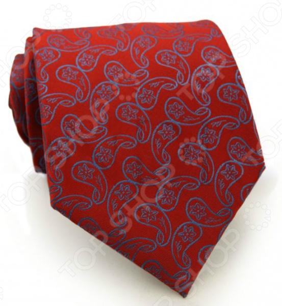 Галстук Mondigo 33422Галстуки. Бабочки. Воротнички<br>Галстук Mondigo 33422 предназначен специально для мужчин. Сложно представить классический костюм без аккуратно завязанного галстука. Данный аксессуар давно стал неотъемлемой частью мужского гардероба. Деловая встреча, праздничный ужин, выход в свет, выступление перед аудиторией правильное сочетание галстука с остальными деталями одежды подчеркивает ваш статус и уверенность в себе, а также является символом проявления уважения к окружающим. Выбирая различные виды узлов, можно носить один галстук каждый день и при этом выглядеть свежо и стильно. Галстук Mondigo 33422 выполнен из 100 микрофибры и украшен красивым оригинальным принтом. Благодаря особым приемам ручной работы, он не теряет форму и не развязывается. Ширина у основания составляет 8,5 см.<br>