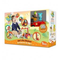Купить Развивающая игрушка Ouars Пожарная станция Бани