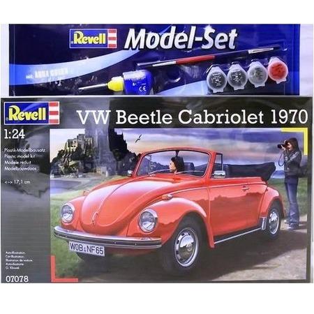 Купить Набор для сборки Revell «Volkswagen Beetle 1500C»