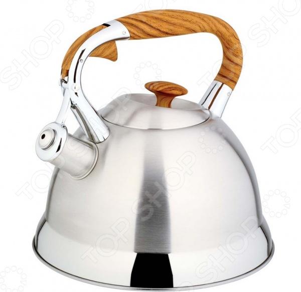 Чайник со свистком Bekker BK-S525 хохловка дом с участком
