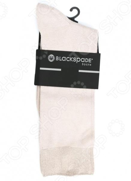 Носки мужские BlackSpade 9900. Цвет: бежевый боди утягивающее blackspade 1323 цвет телесный