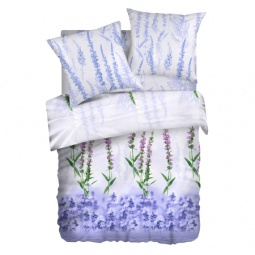 фото Комплект постельного белья Романтика «Люберон». Семейный