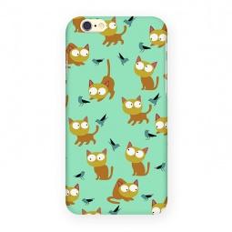 фото Чехол для iPhone 6 Mitya Veselkov «Рыжие кошки»
