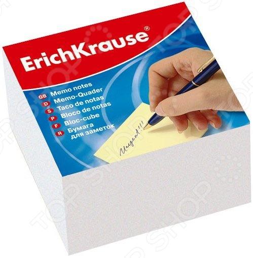 Блок для записей Erich Krause. Цвет: белый
