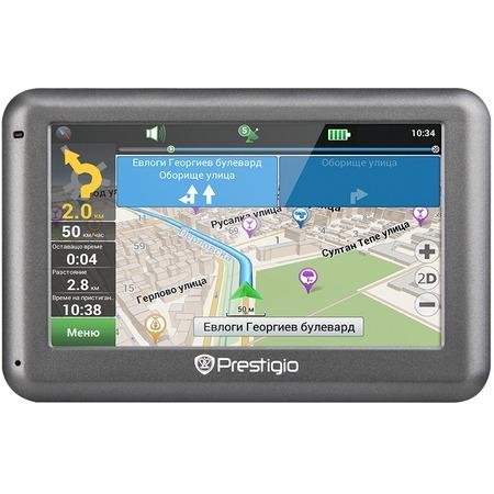 Купить Навигатор Prestigio GeoVision 4055