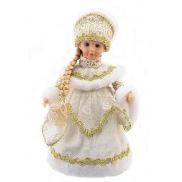фото Игрушка музыкальная Новогодняя сказка 972118 «Снегурочка»