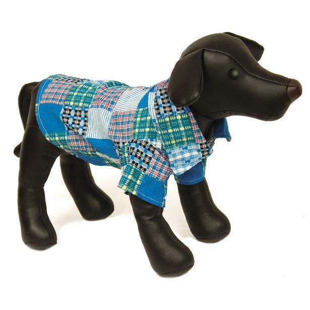 фото Рубашка для собак DEZZIE «Юми». Размер: 25 см