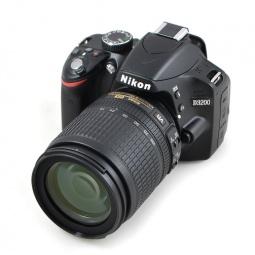 фото Фотокамера цифровая Nikon D3200 Kit 18-105 VR