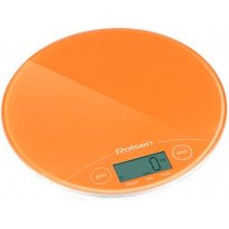 фото Весы кухонные Rolsen KS-2906. Цвет: оранжевый
