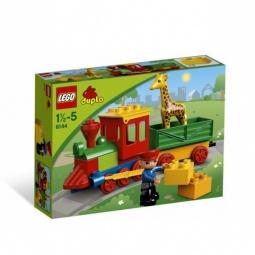 фото Конструктор LEGO Зоо-паровозик