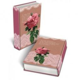 фото Книга-шкатулка Феникс-Презент «Алая роза»