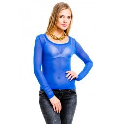 фото Кофта Mondigo 192. Цвет: синий. Размер одежды: 46