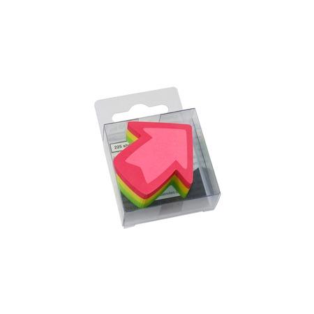 Купить Блок-кубик для записей Info Notes «Стрелка»