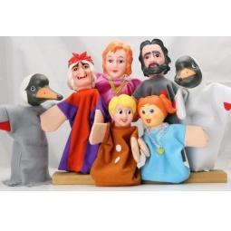 фото Набор для кукольного театра Shantou Gepai «Гуси-лебеди»