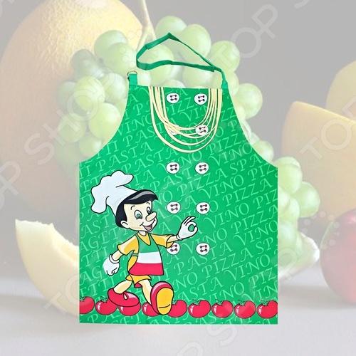 Фартук Bon Appetit Italy фартук bon appetit кофе 68х75см хлопок 100