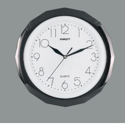 фото Часы настенные Scarlett SC-52 O