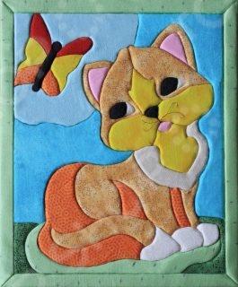 Набор для творчества Волшебная мастерская «Кинусайга. Кошка»