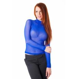 фото Водолазка Mondigo 8507. Цвет: синий. Размер одежды: 42