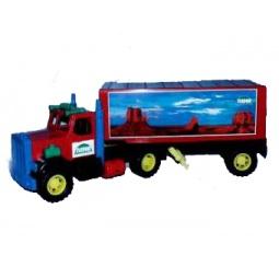 фото Машинка игрушечная Лена «Трейлер большой. Трак»