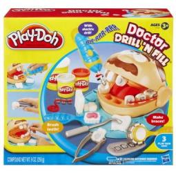 Купить Набор пластилина Play-Doh Мистер Зубастик (новая версия)