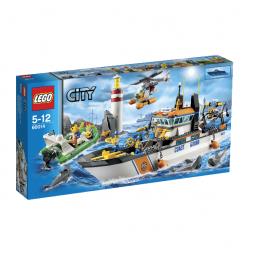фото Конструктор LEGO Патруль береговой охраны