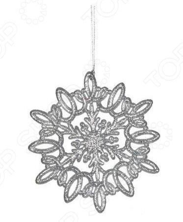 Елочное украшение Christmas House «Снежинка» 1694620