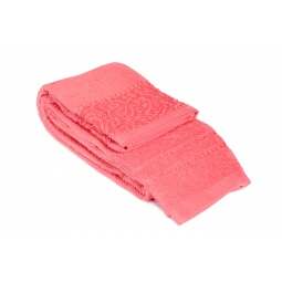 фото Полотенце Tete-a-Tete махровое Т-МП-6459. Размер: 70х140 см. Цвет: розовый
